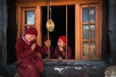 Ricreazione in monastero