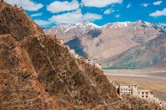 Monastero di Karsha, valle dello Zanskar