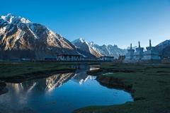 Ladakh, paese di Rangdum