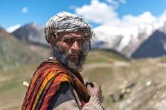 Pastore del Kashmir indiano