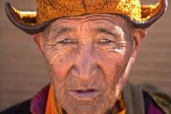 Monaco buddista della valle dello Zanskar, Kashmir