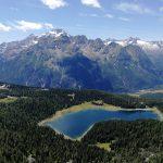 Lago Palù in Valmalenco, meraviglioso laghetto alpino circondato da montagne di infinita bellezza