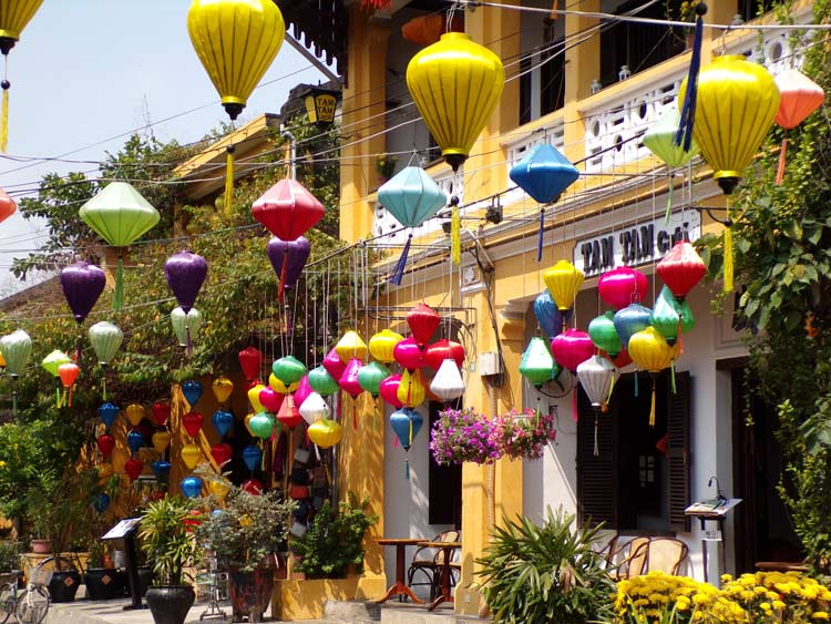 Hoi An e le sue meravigliose lanterne colorate